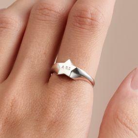 Personaslied Star Signet Ring