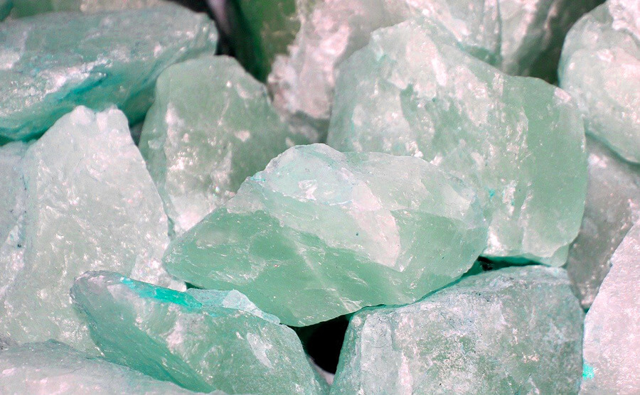 Alexandrite Birthstone in natural form