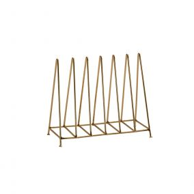 Copper or Brass Plate Rack