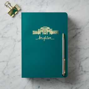 Brighton Landmarks Notebook