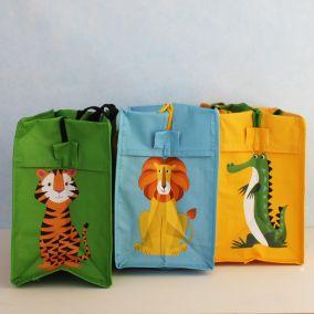 Children's Animal Storage Bag
