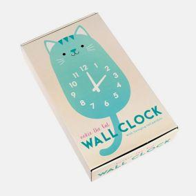 Children's Wooden Animal Clock
