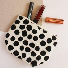 Dalmatian Cosmetic Toiletry Bag