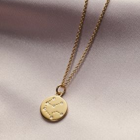 Personalised Zodiac Necklace