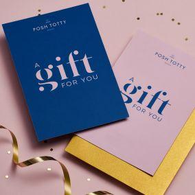 Posh Totty Designs Gift Voucher