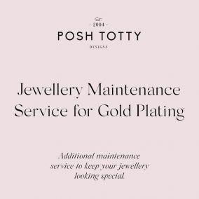 Jewellery Maintenance Service Gold Plating