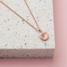 Just My Type Necklace Giftbox