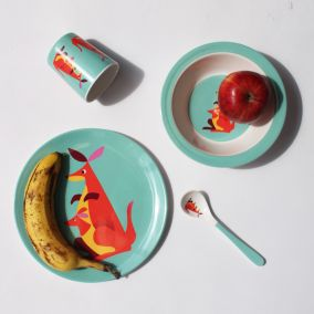 Kangaroo Melamine Tableware Set