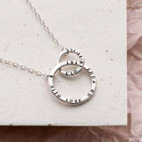 Personalised Link Necklace