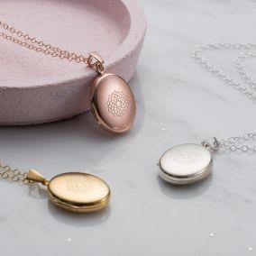 Chakra Locket Necklace