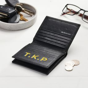 Personalised Colour Pop Name Wallet