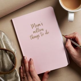 Personalised Busy Mums Notebook