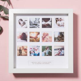 Personalised Family Photo Frame