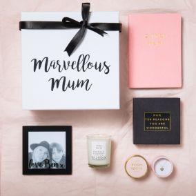 Personalised Marvellous Mum Hamper