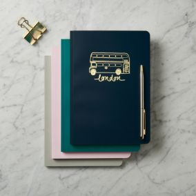London Landmarks Notebook