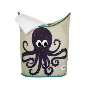 Children's Octopus Laundry Basket