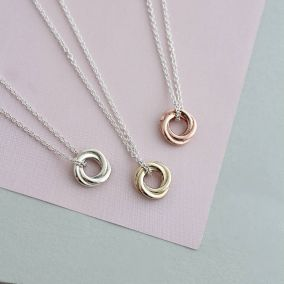 Lovely Daughter Necklace Giftbox