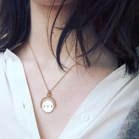 Spinner Decisions Necklace