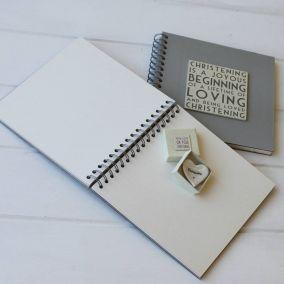 Christening Album/ Memory Book