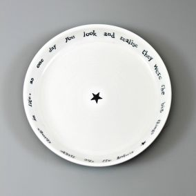 Enjoy All The Little Things Trinket Dish