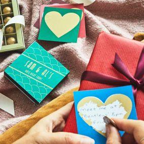 Personalised Diy Date Night Box