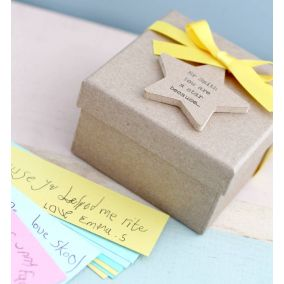 Personalised Thank You Teacher Box