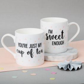 I'm Sweet Enough Mug