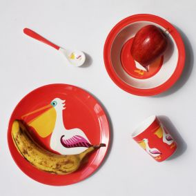Pelican Melamine Tableware Set
