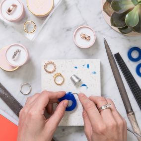 Valentine's Ring Making Workshop for Two