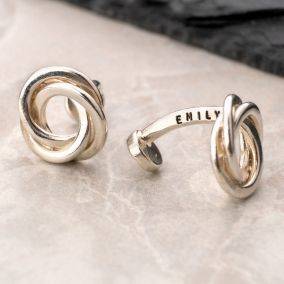 Personalised Russian Ring Cufflinks