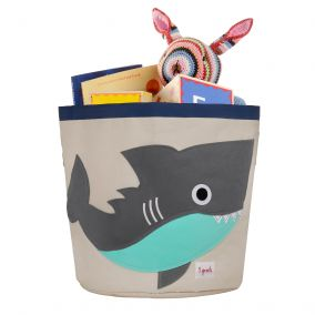 Children's Animal Shark  Storage Basket
