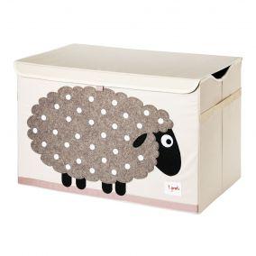Children's Animal Storage Toy Chest