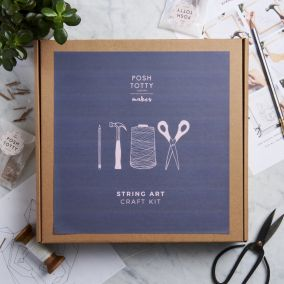 String Art Craft Kit