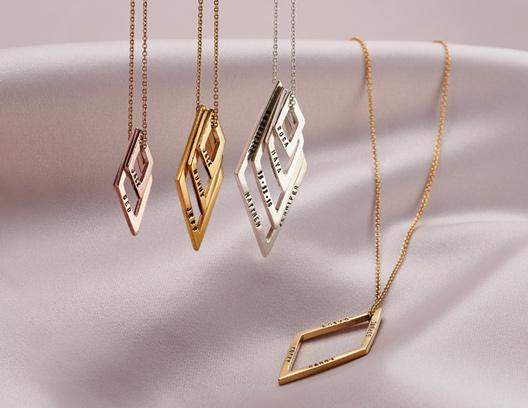 Geometric Bracelets