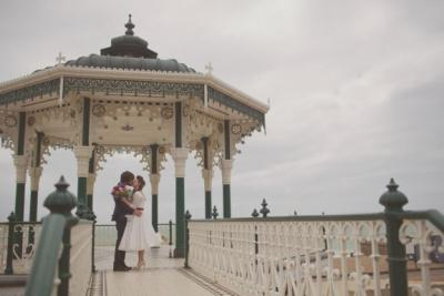 Posh Totty Designs Guide To: A Very Brighton Wedding