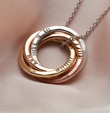9ct gold jewellery