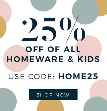 Homeware Promotion