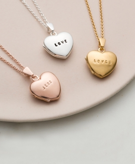 Lockets Collection