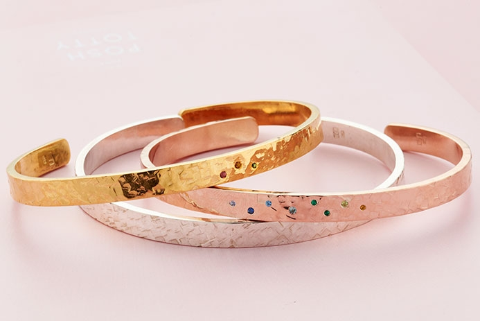 Personalised Bangles & Cuffs