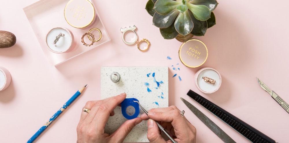 Jewellery Making Workshop Brighton & London