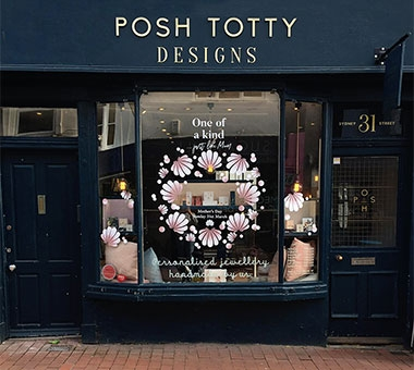 Posh Totty Brighton Jewellery Store