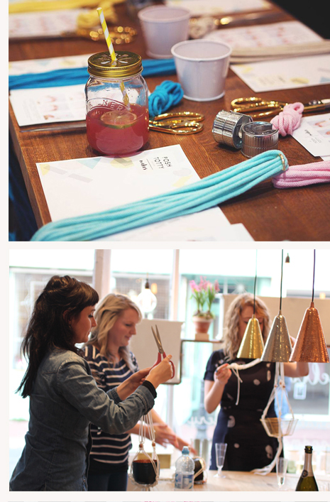 Posh Totty Designs craft workshops