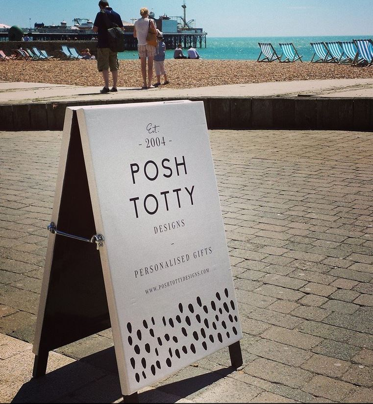 Posh Totty Sea front shop