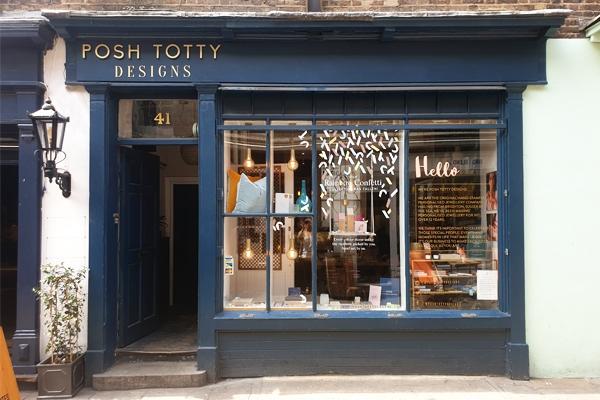 Posh Totty Designs Islington