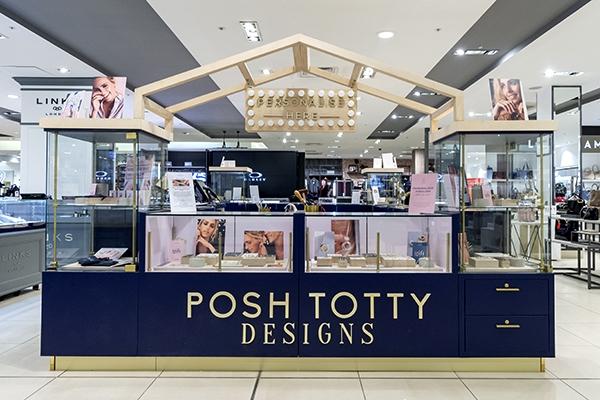Posh Totty Designs Wimbledon