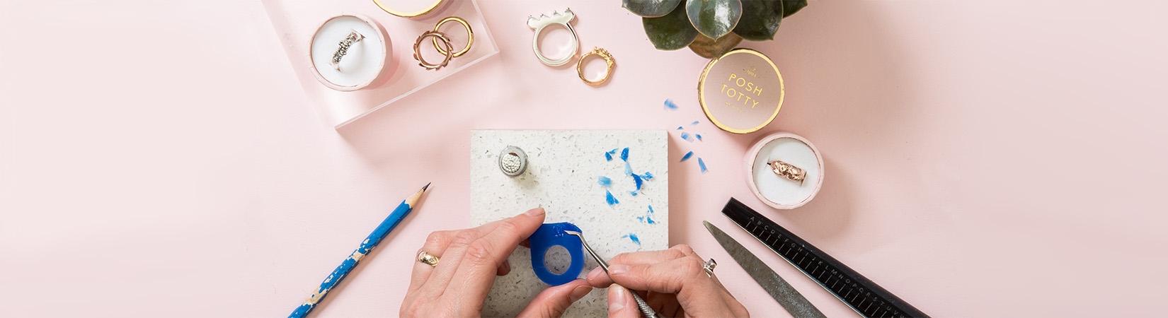 Posh Totty Designs Jewellery workshops