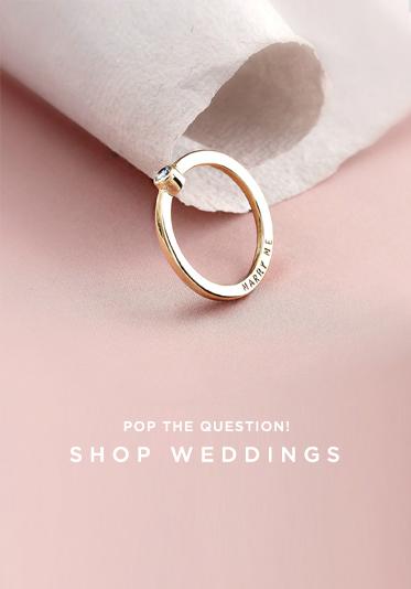 Pop The Question | Shop Weddings
